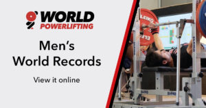 Mens World Records