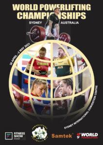 world powerlifting championships 2021